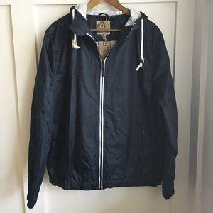 NWT Soulstar Renty Windbreaker Jacket, XXL
